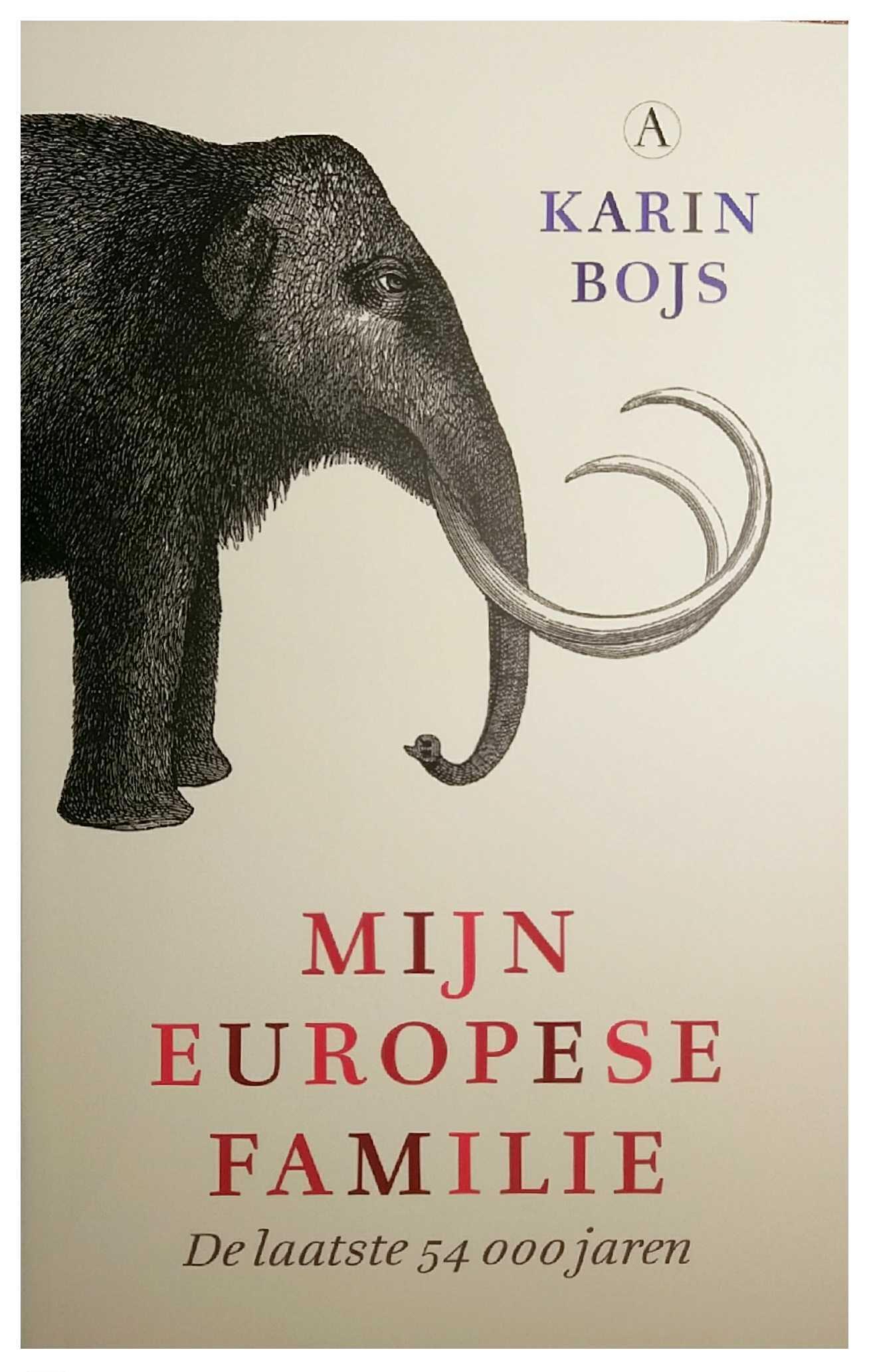 Mijn Europese Familie / Karin Bojs